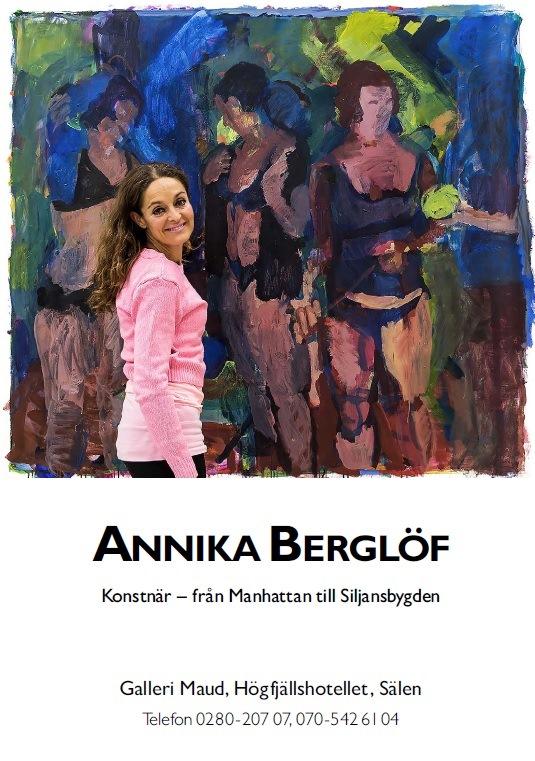 Annika Berglof Sälen