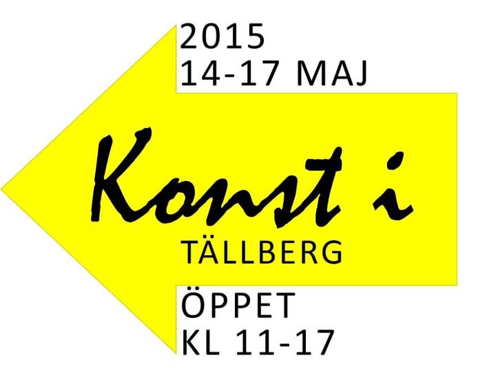 Konst i Tällberg 14 till 17 maj