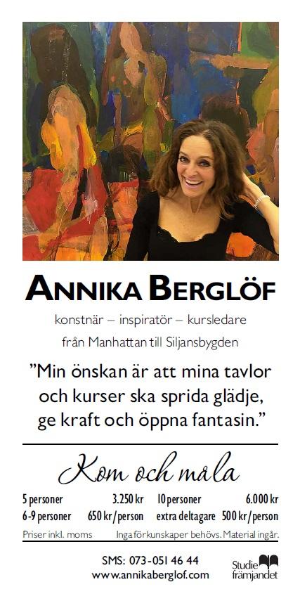 Kom och måla med Annika Berglöf sida 2