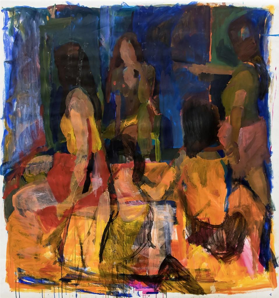 tavla målad av Annika B